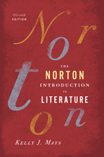 The Norton Introduction to Literature, 11e