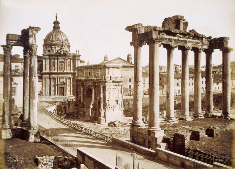 Roman fever essay