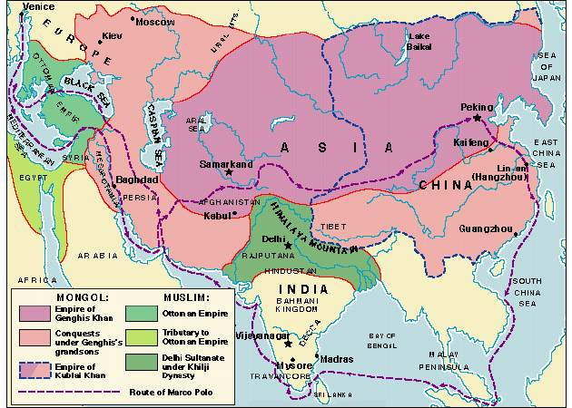 how did mongol expansion and islam effect each other Mongol empire's wiki:  who then not only fought each other in the toluid civil war  this pivotal battle marked the western limit for mongol expansion,.