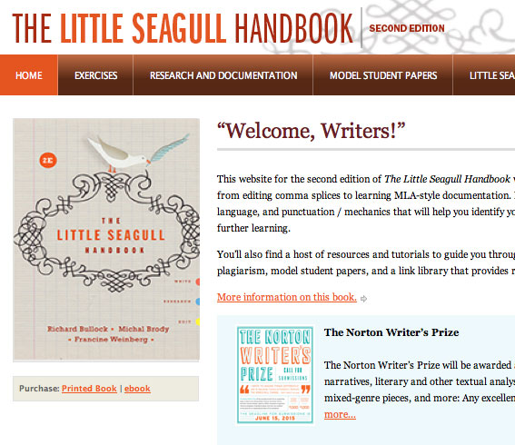 Little Seagull Handbook Ebook Best Deal Choice Image Free Ebooks And More